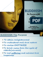 Buddhism the Path