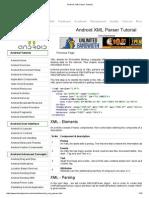 Android XML Parser Tutorial.pdf