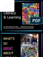 Art Literacy Learning