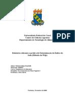 Prática 001 - ìndice de iodo - oleos vegetais (1).doc