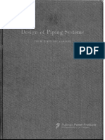 Kellogg, M. W. Design Of Piping Systems. 2nd ed. 1956.pdf