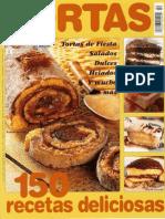 Tortas 150 Recetas Deliciosas.pdf