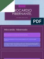 Miocardio hibernante.pptx