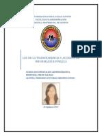 LEY DE LA TRANSPARENCIA Y ACCESO A LA INFORMACIÓN PÚBLICA.docx