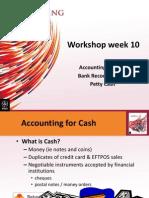 Workshop Week 10 Bank Rec SV
