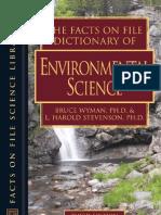 Environmental Sciences