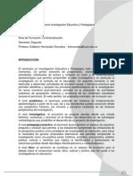 Seminario - Inves Educativa Pedag+¦gica.docx