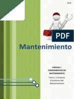 Temas 1.3 Impacto Economico del Mantenimiento.docx