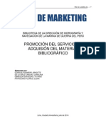 Plan de Marketing Biblioteca Dhn Final