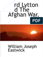 Lord Lytton and the Afghan War (1879) by Captain Eastwicks