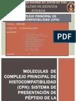 COMPLEJO PRINCIPAL DE HISTOCOMPATIBILIDAD (CPH.pptx
