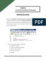 0 Tarefa  MATLAB.pdf
