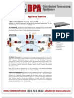 Distributed Processing Appliance