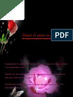 10 Hacer el Amor.pps
