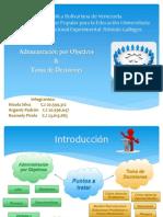 11expoadministracionporobjetivosytomadecisiones-140711113350-phpapp01.pptx