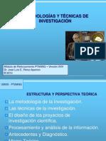 Sub-Módulo 1.1 Metodología y Técnicas de Investigación PTAANG Versión XXV.ppt
