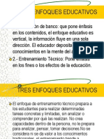 2 TRES ENFOQUES EDUCATIVOS.ppt