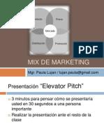Mix de Marketing para Camara de Comercio MiSoluttio julio 2014.pptx