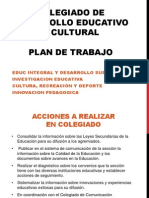 plan de trabajo colegiado 2014.pptx