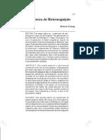 A natureza da retrocgnição.pdf