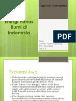 Energi Panas Bumi Di Indonesia_GersonTappang_270110110048_KelasB