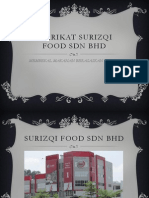 Syarikat Surizqi Food Sdn Bhd