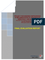 SO2 Evaluation Report. Aug 16