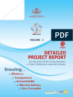 KERALA PDS SYSTEM REPORT