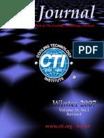 CTI Journal