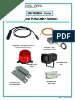 Sensor Installation Manual