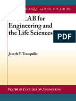 Matlab for Engineeing & Life Science