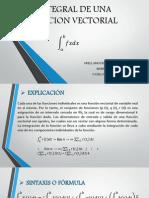 INTEGRAL DE UNA FUNCION VECTORIAL.pptx