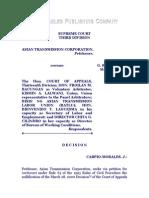 Asian Transmission Corporation vs. Court of Appeals, Et Al., G.R. No. 144664, March 15, 2004.pdf