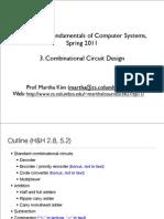 Logic Syustem Design using VHDL