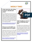 FY Weekly Times