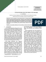 J High Level Power Optimization for Array Multipliers.pdf