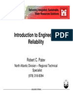 Engineering Reliability Concepts