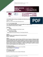 Congreso Binacional de Derecho Procesal
