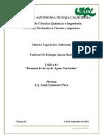 Resumen Ley de Aguas Nacionales.docx