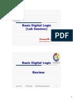 2-Basic Digital Logic - LAB