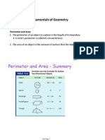Fundamentals of Geometry