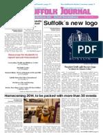 The Suffolk Journal 10/15/15