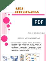 16187546-Bases-Nitrogenadas.ppt