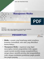Manajemen risiko K3.ppt