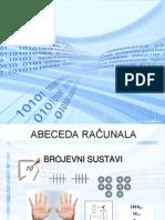 ABECEDA RACUNALA _ Brojevni Sustavi