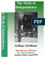 Myth of Independence