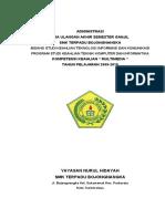 Administrasi Pra Uas Ganjil Smk_tb 2009-2010