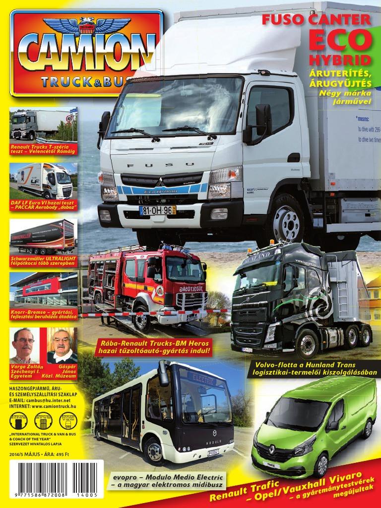 2014 05 Camion Truck   Bus Magazin 45fffa0aa8
