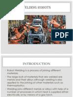 Welding Robots PPT