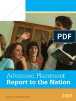 2007 AP Report Nation